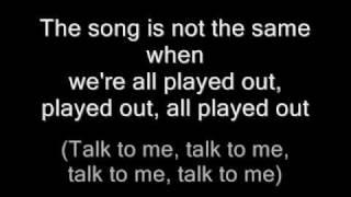 Gorillaz - Doncamatic  feat. Daley (With Lyrics)