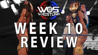 World of Sport Wrestling Ep.10 SEASON FINALE Review Pt.1