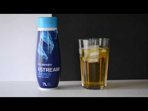 SodaStream XSTREAM Energy - Energy Drink Review