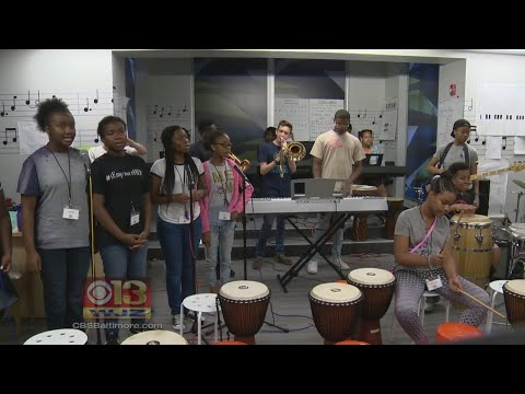 Baltimore Program Exposes Students To Careers In Music Industry