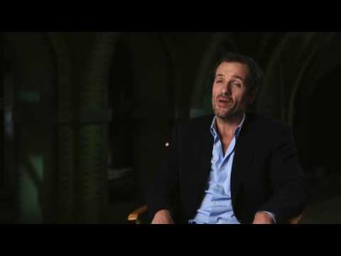 Fantastic Beasts and Where To Find Them: David Heyman Behind the Scenes Movie Interview