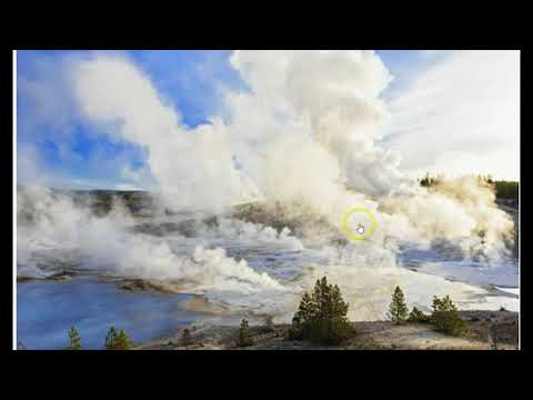 USGS Warns Of Poisonous Gas Emissions In Yellowstone National Park