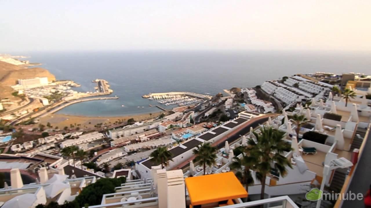 Las palmas de gran canaria hotel riosol puerto rico youtube - Apartamentos puerto rico las palmas ...