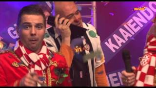 Lied 20: The Partycaptains en BaronieTV Koor - We zitte wir op  Roze (Carnaval 2016)
