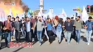 Ankaradaki patlama anı görüntüsünün tamamı