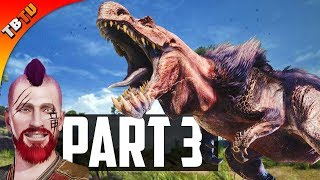 🚩 Monster Hunter World | Part 3 - THE MIGHTY ANJANATH | Full Gameplay Walkthrough [PS4 Pro]