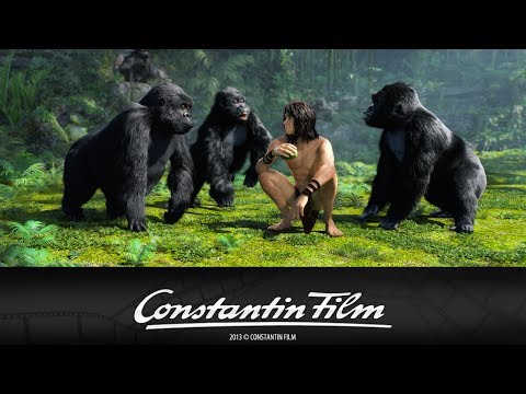 Tarzan 3D - Official Trailer