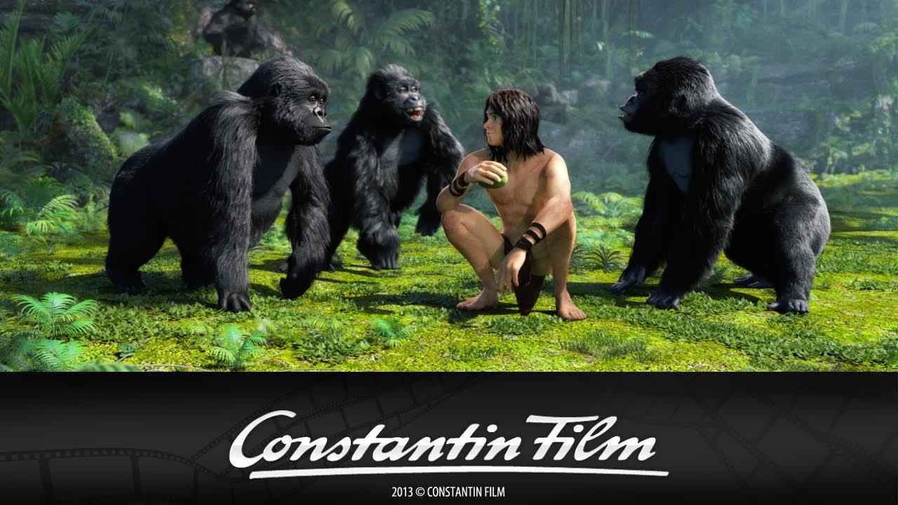 Download Tarzan 3D - Official Trailer