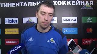 Антон Бурдасов: «Хорошо, что нам сейчас дали по «шапке»