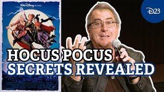Kenny Ortega Celebrates 25 Spooktacular Years Of Hocus Pocus | D23 Fanniversary Highlights