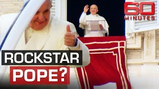 "Pope Francis ""cooler than One Direction"" 