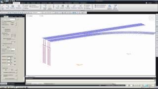 Расчет криволинейного моста по российским нормам с использованием шаблона ПНА(, 2014-03-21T08:17:43.000Z)