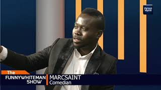 FUNNYWHITEMAN SHOW: Trending matters with Judicious and Marcsaint (Nigerian News)