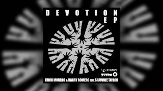 Erick Morillo & Harry Romero feat. Shawnee Taylor - Devotion (Amine Edge & DANCE Remix) [Cover Art]