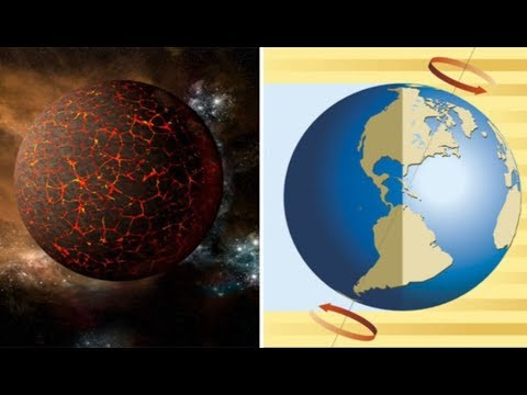 Earth's Rotation Mysteriously Slowing-Experts Warn of Seismic Upheaval-Nibiru in the sky on BBC