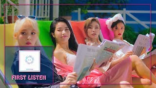 "MAMAMOO ""White Wind"" FIRST LISTEN!!! 