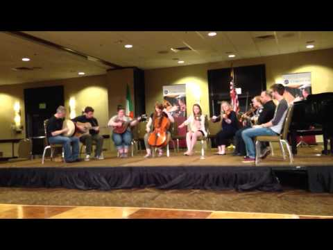 Academy of Irish Music Grupa Cheoil 2013 Senior Group Over 18