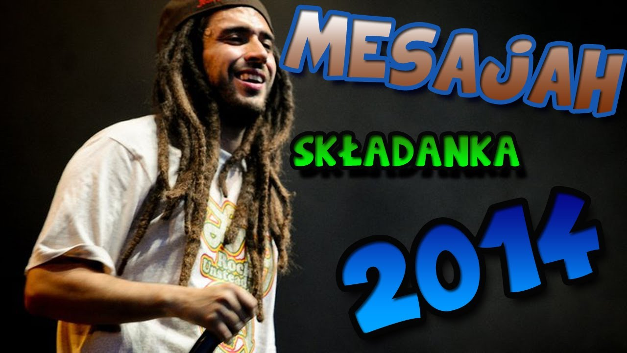 Mesajah składanka 2014