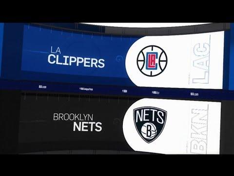LA Clippers vs Brooklyn Nets Game Recap | 11/17/18 | NBA