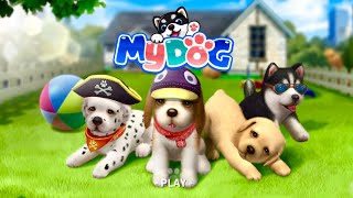 MY DOG: PET DOG GAME SIMULATOR   iOS   Global   First Gameplay screenshot 2