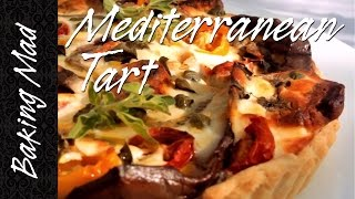 Baking Mad Monday: Mediterranean Tart