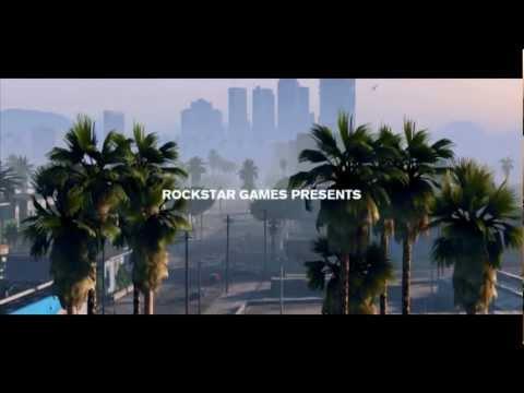 Grand Theft Auto V Trailer (Legendado)