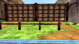 Half-Life: Opposing Force #0 - Тренировка [Training]