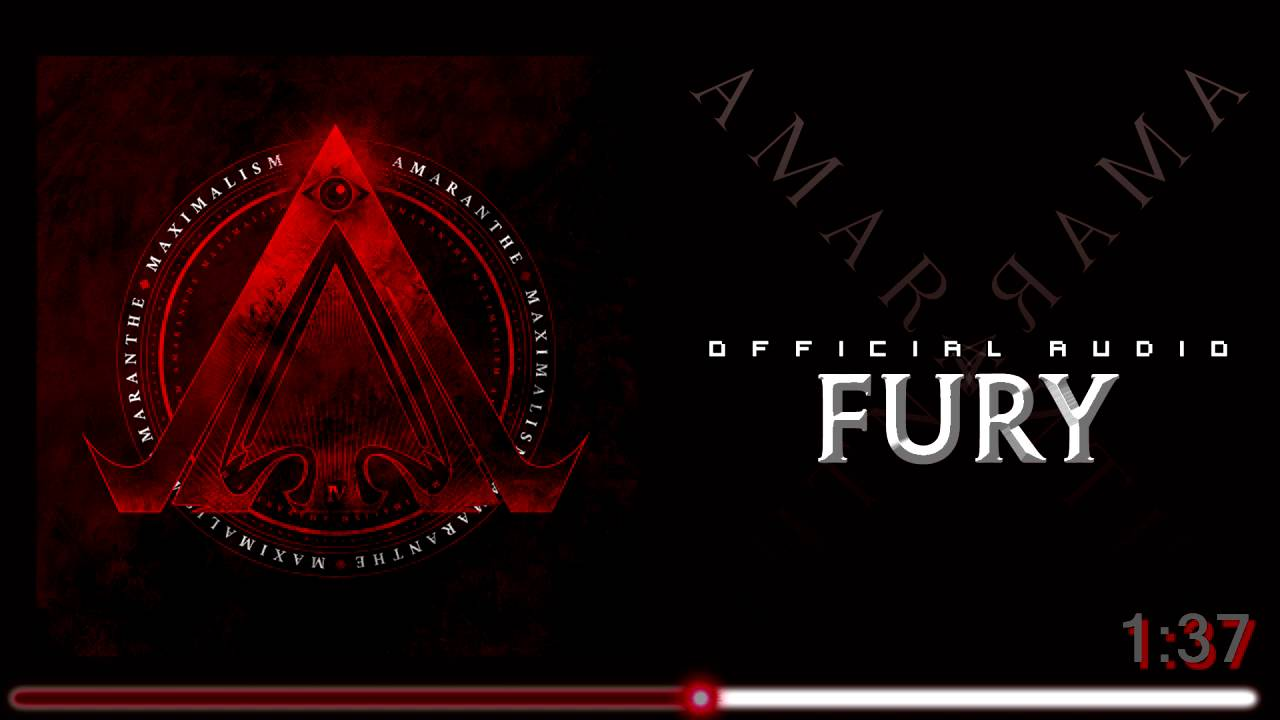 Amaranthe - Fury (Official Audio - Maximalism 2016)