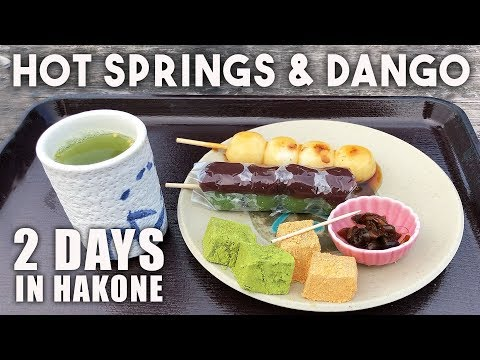 What to Do in Japan | Hakone Tour