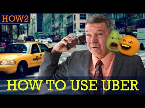 HOW2: How to Use Uber!