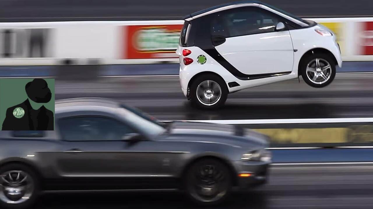 6 смешни автомобила, които ще ви разкажат играта на пътя!