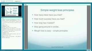 Natural Weight Loss Program, Nutrition & Why Calories Don't Matter