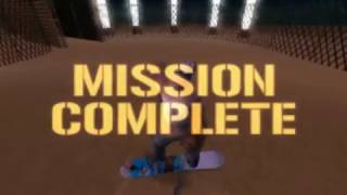 Evolution Snowboarding (PS2 Gameplay)