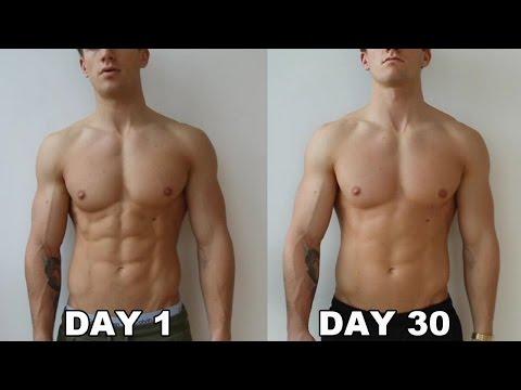 30 DAY DREAMER BULK RESULTS (6LBS WEIGHT GAIN)