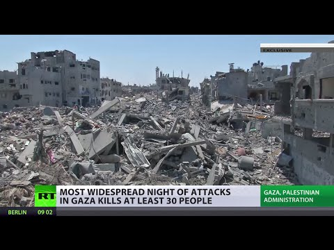 Gaza Ceasefire Fiasco: 100 Palestinians and 5 IDF soldiers reportedly killed in overnight bloodbath