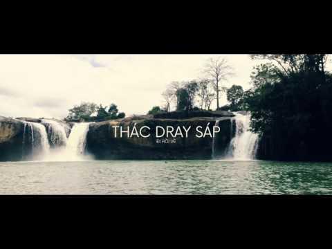 Thác Dray Sáp - Majestic Waterfall