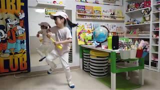 송이버스 SONGIBUS_방탄소년단 BTS 진격의 방탄 Attack on Bangtan 귀여운 커버댄스 (D…