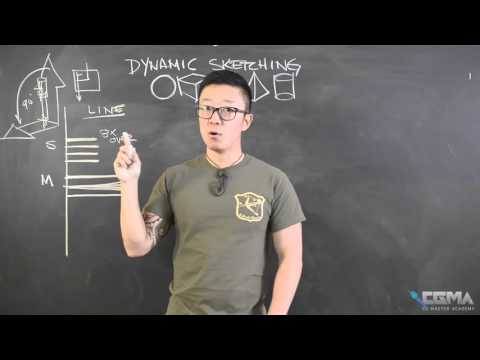 Dynamic Sketching 1 With Peter Han