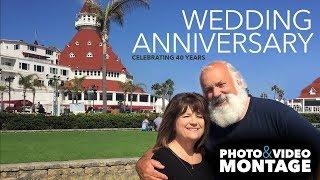 Wedding Anniversary Photo/Video Montage