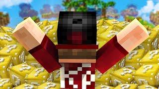 ZOVEEL MOGELIJK OPENEN! - Minecraft