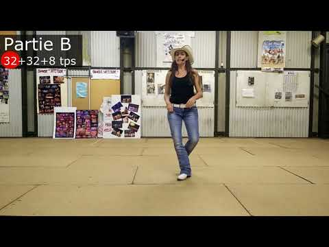 A COUNTRY GIRL - Cours et danse