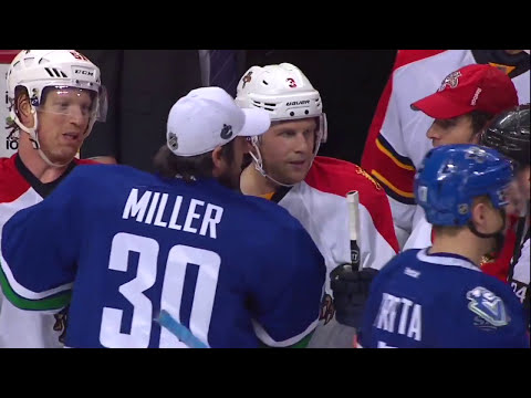 NHL BEST BENCH CLEARING BRAWLS