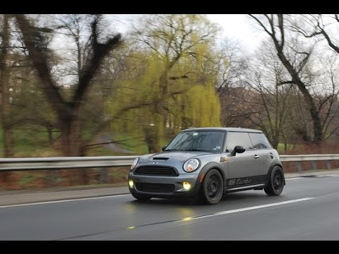 HOW TO: R56 Mini Cooper S  air filter change  YouTube