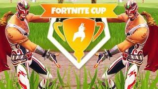 De DODELIJKE ATK RACE!! - Fortnite Cup Minigame ft Joost, Wouter, Duncan