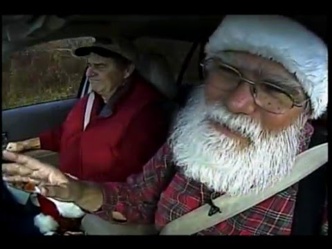 traffic jam jimmy sings crabs for christmas song with david deboy