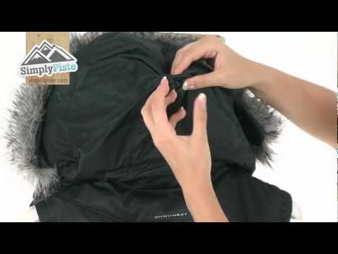 Columbia Womens Lay D Down Vest - Www.simplypiste.com