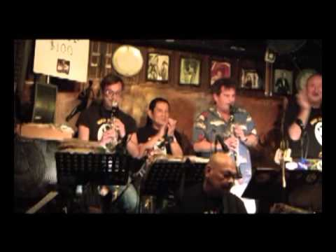 Clarinet Polka - Kenny Martyn & Franco Valussi Clarinets & The China Coast Jazzmen