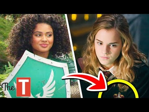 5 Unbelievable Similarities Between Knight Squad And Harry Potter