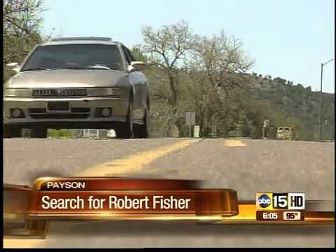 FBI: Robert Fisher may still be in AZ