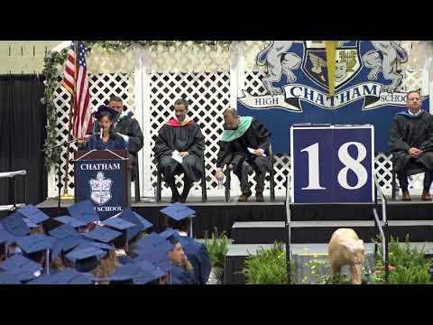 Chatham High School Graduation 2018